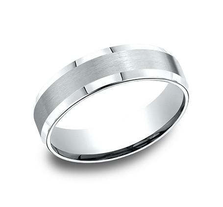 Benchmark 14K Wedding Band #CF66416