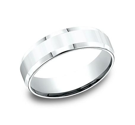 Benchmark 14K Wedding Band #CF66426