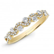 14K Yellow Gold 0.50CtTW Diamond Ring