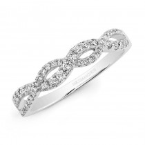 14K White Gold 0.36CtTW Diamond Ring