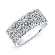 18K White gold 2.00CtTW Diamond Ring