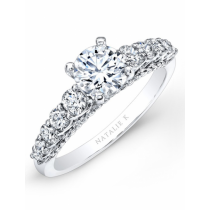 Natalie K Classique Collection Engagement Ring - NK25799