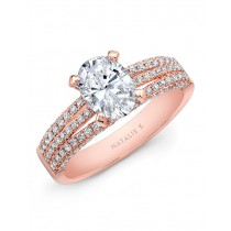 Natalie K Le Rose Collection Engagement Ring - NK31324