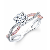 Natalie K Le Rose Collection Engagement Ring - NK32784AZD
