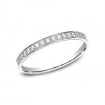 14K White Gold 0.50Ct. Diamond Ring