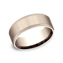 Benchmark 14K Wedding Band #CF188749