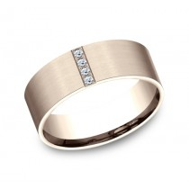 Benchmark 14K Diamond Wedding Band #CF528712