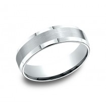 Benchmark 14K Wedding Band #CF66416