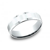 Benchmark 14K Wedding Band #CF66426