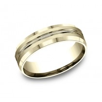 Benchmark 14K Wedding Band #CF66439