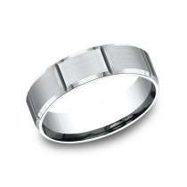 Benchmark 14K Wedding Band #CF66449