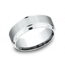 Benchmark 14K Wedding Band #CF68486