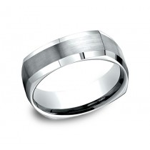 Benchmark 14K Wedding Band  #CF87600
