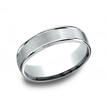 Benchmark 14K Wedding Band #RECF7602