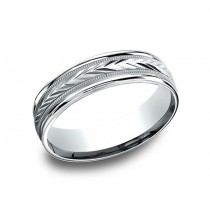 Benchmark 14K Wedding Band #RECF7603