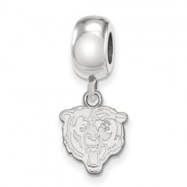 Chicago Bears - Sterling Silver Bracelet Charm