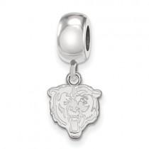 Chicago Bears - Sterling Silver Bracelet Charm