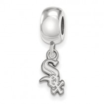Chicago White Sox - Sterling Silver Bead Charm