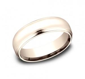 Benchmark 14K Wedding Band #CF716540